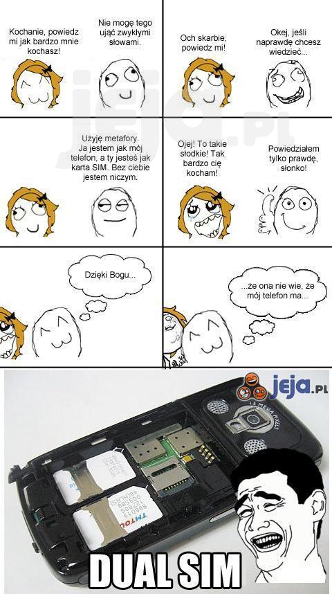 Miłość jak telefon