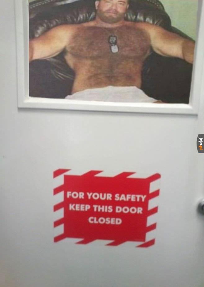 Potężne ostrzeżenie