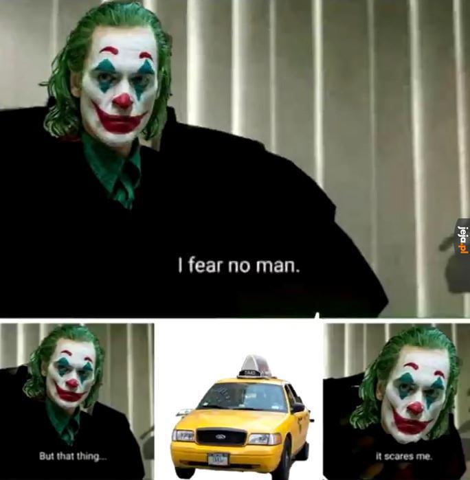 Największy wróg Jokera