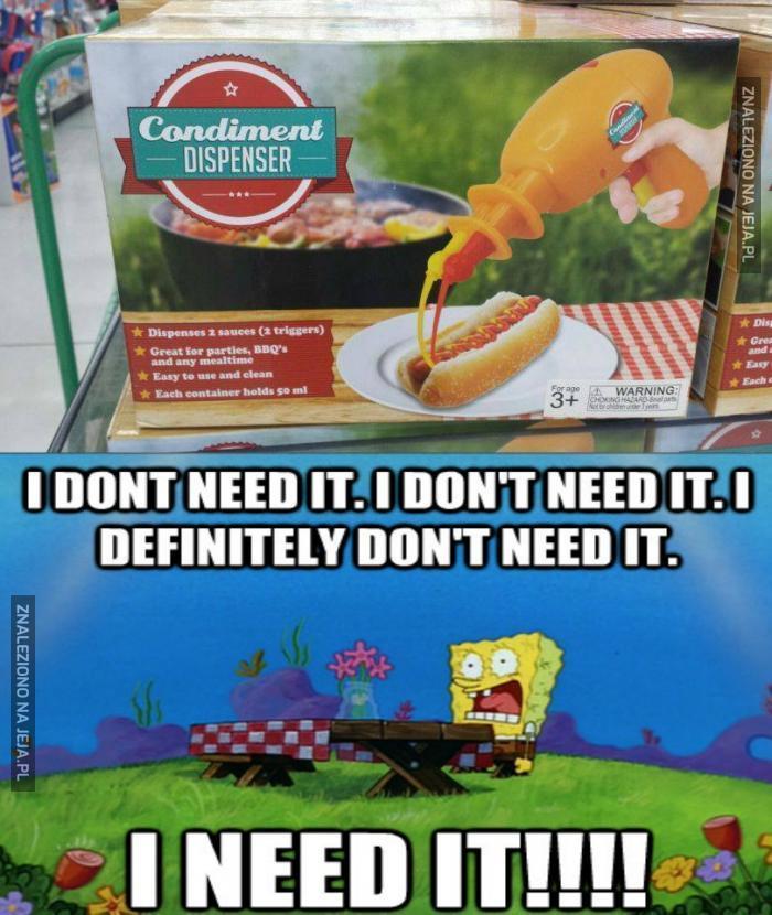 Hot dogi już nigdy nie będą takie same...