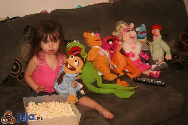 TV z przyjaciółmi
