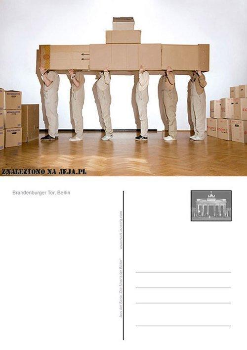 Pocztówka z Berlina