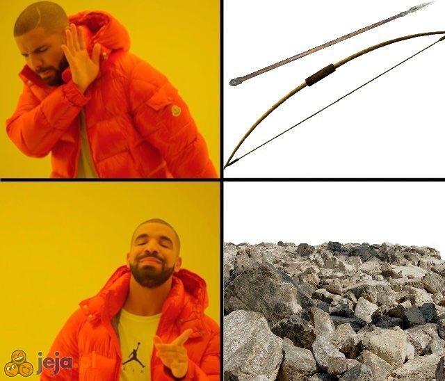 Jaką broń do walki z dinozaurami byś wybrał?