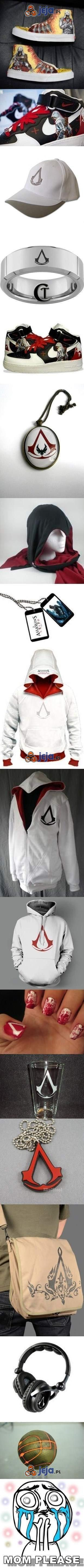 Gadżety Assassin's Creed
