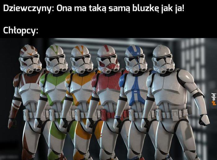 Ja i moje ziomeczki klony