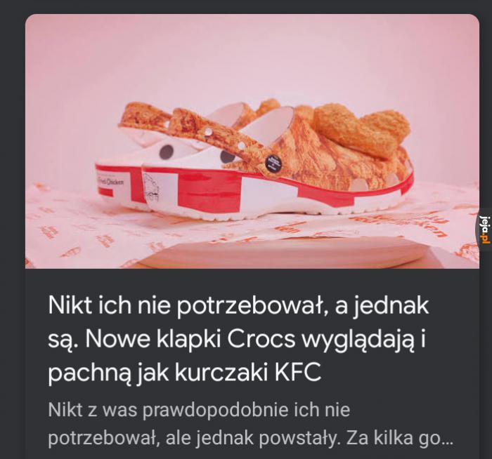 Idealne crocsy nie istn...