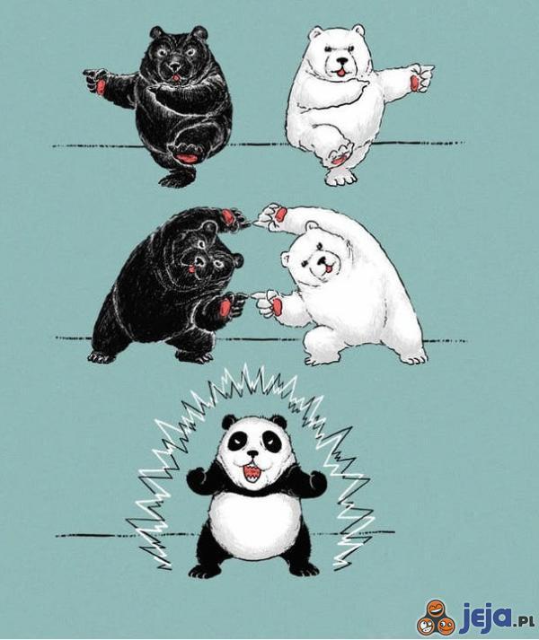 Geneza pandy