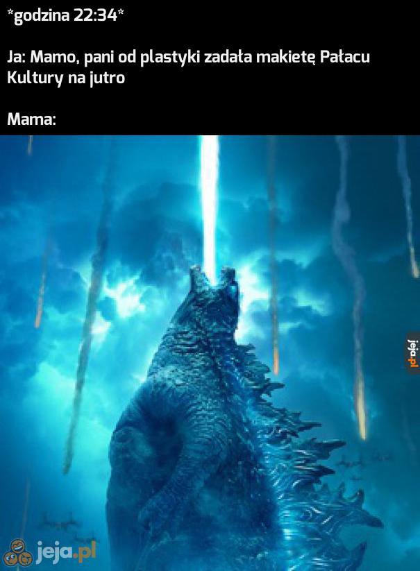 Mamo, proszę, nie krzycz