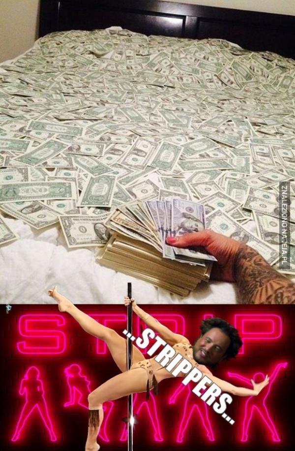 Ale bogactwo...