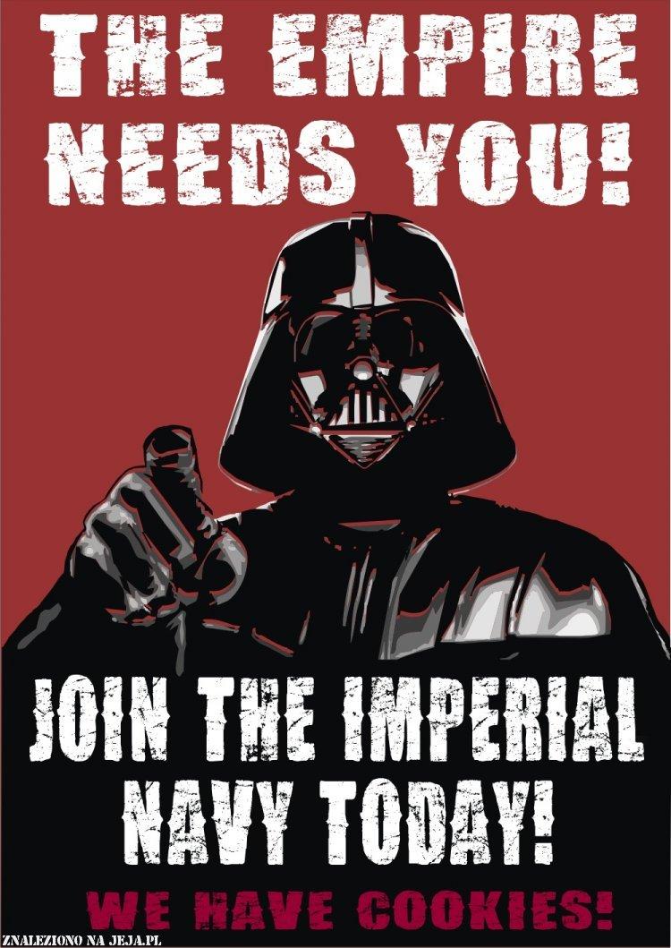 Imperium Cię potrzebuje!
