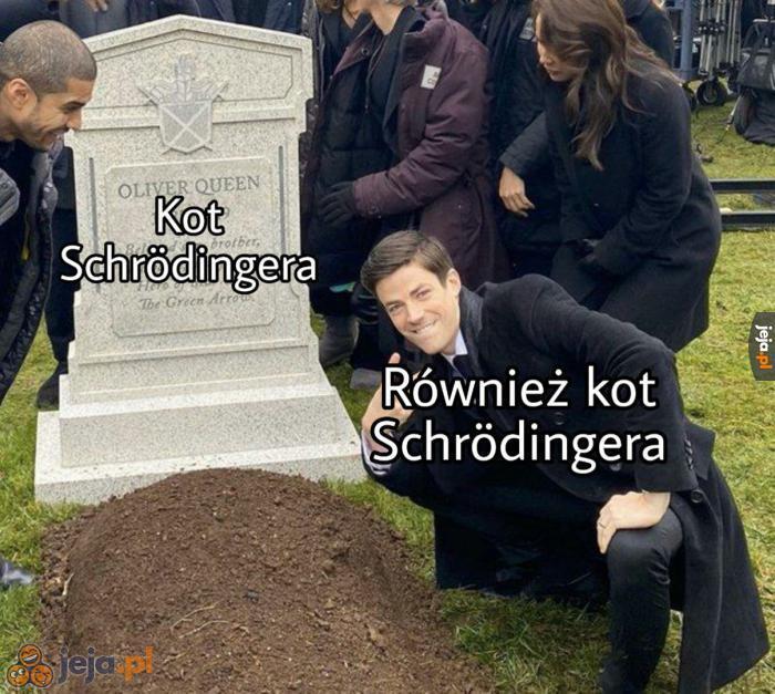 Niby martwy, ale jednak żywy