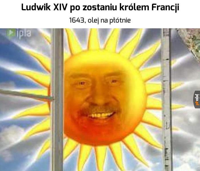 Król Słońce