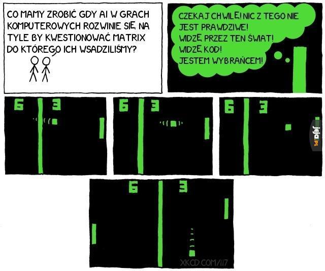 Matrix Pong