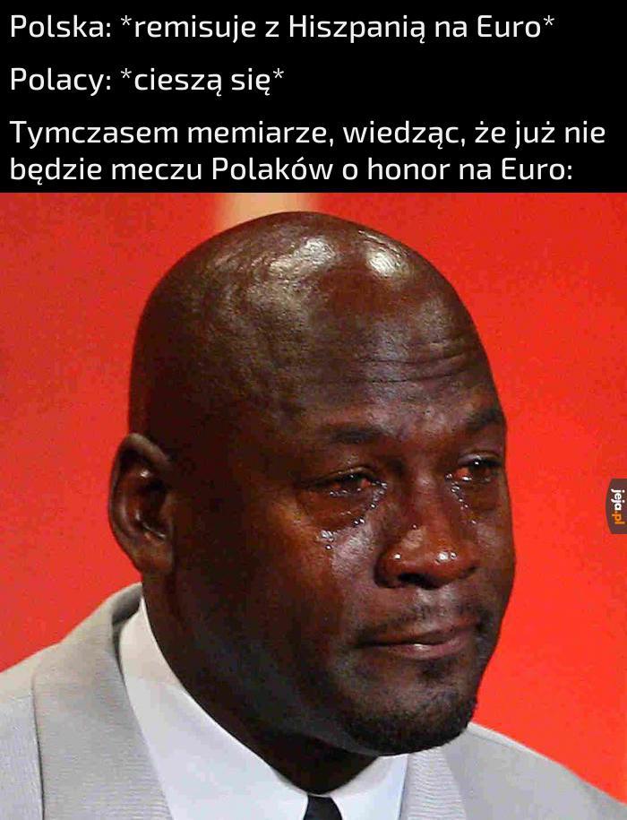 Lewandowski spowodował smutek wielu memiarzy
