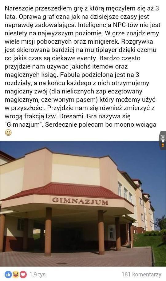 """Gimnazjum"" MMO"