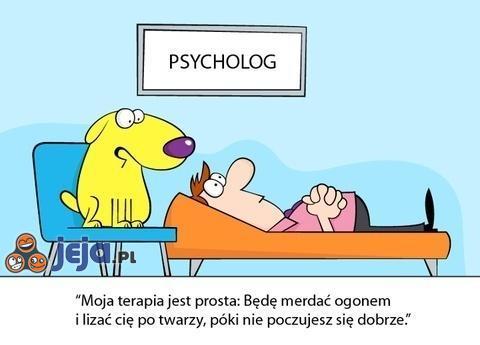 Psia terapia