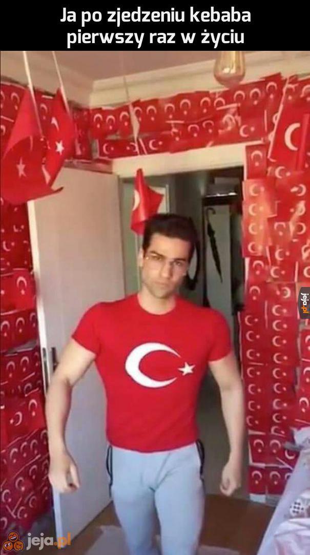 Szacunek dla Turków do końca życia