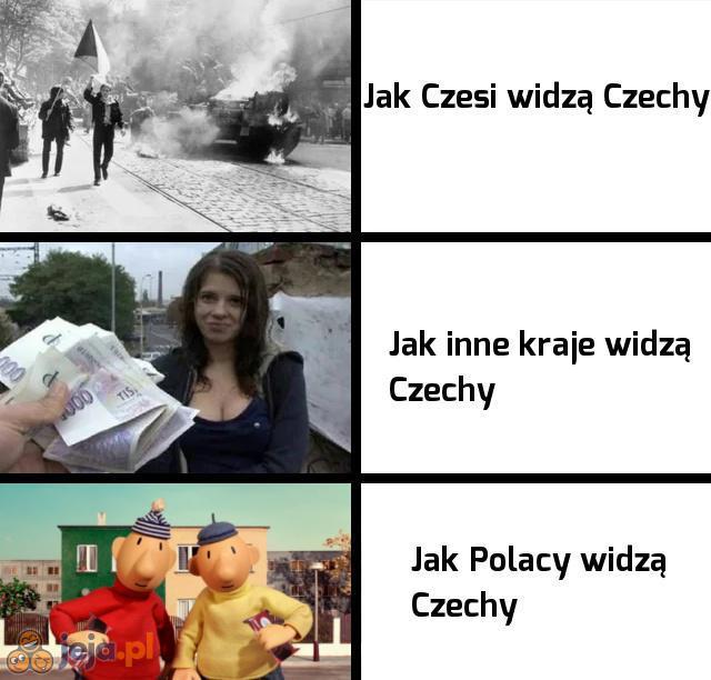 A Ty jak widzisz Czechy?