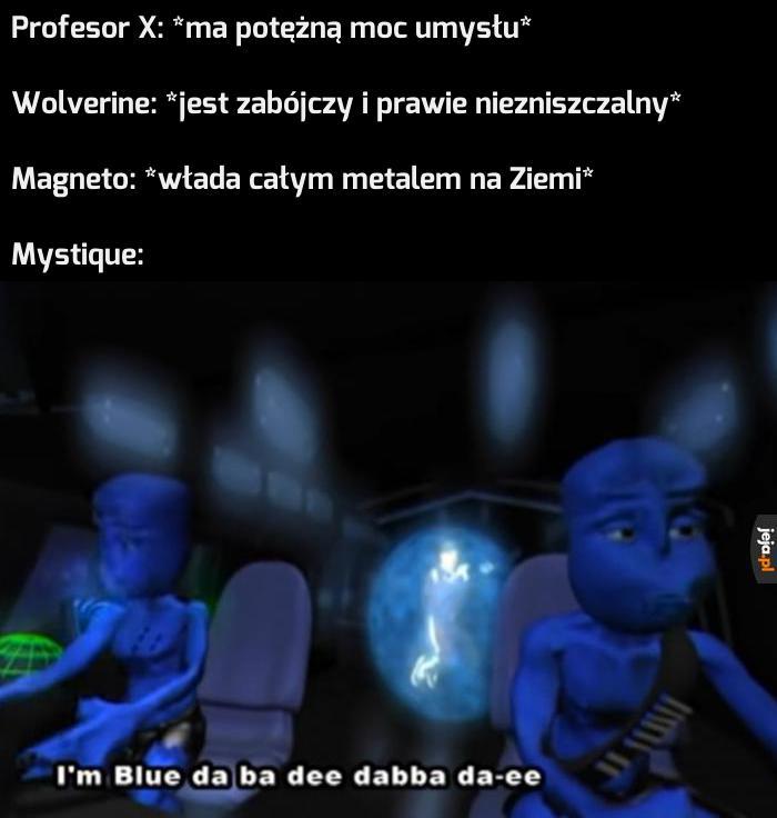 Postacie z X-Men w pigułce