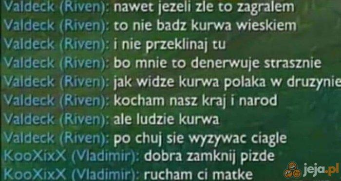 Kulturalny dialog podczas gry