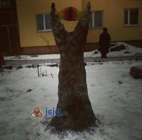 Zima w Mordorze