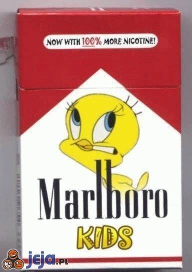 Marlboro dla dzieci