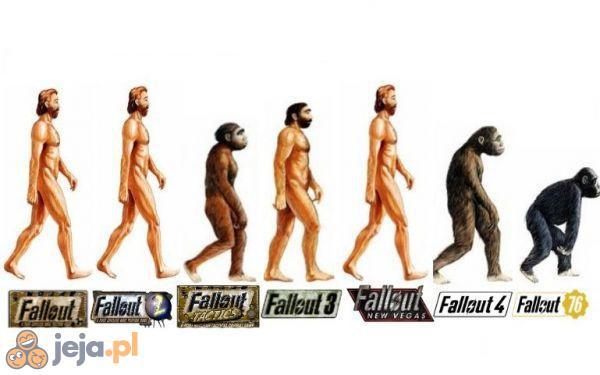 Ewolucja Fallouta