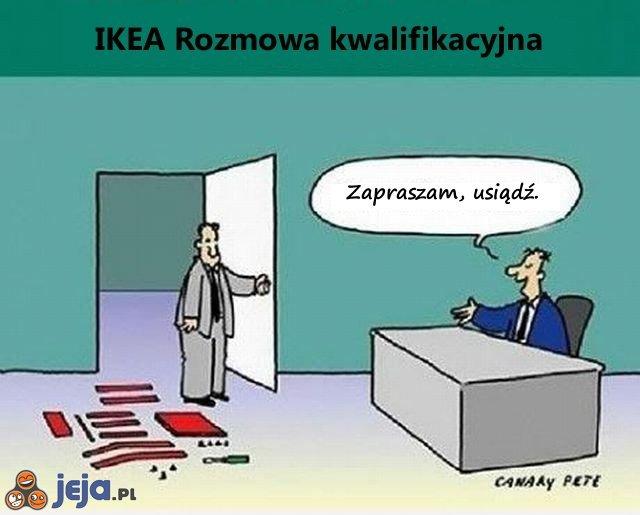 IKEA Rozmowa kwalifikacyjna
