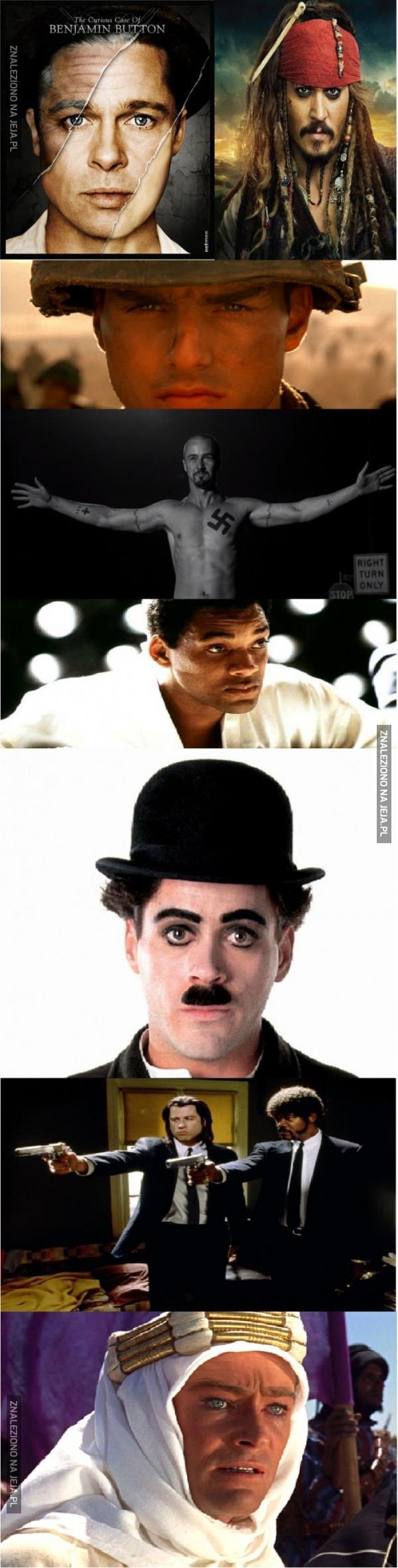 Leo nie dostał Oscara? Nie tylko on!