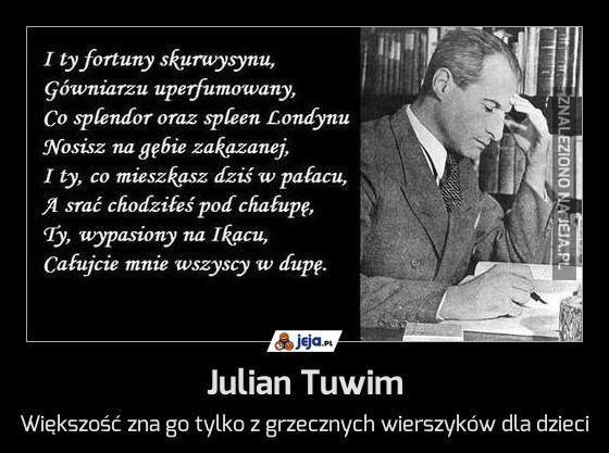 Julian Tuwim Jejapl