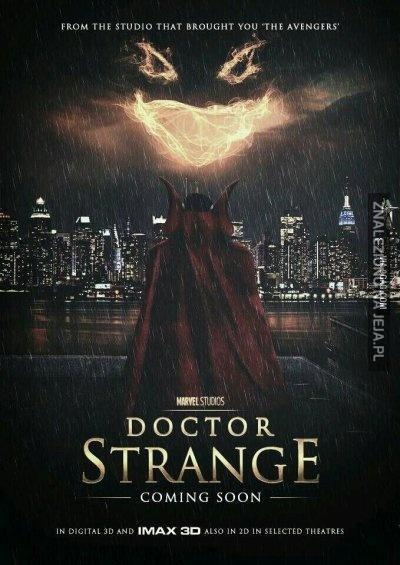 Gotowi na Doctora Strange?