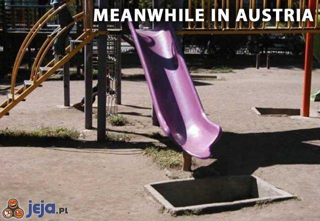 Tymczasem w Austrii