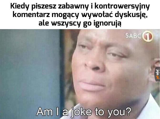 Naprawdę?