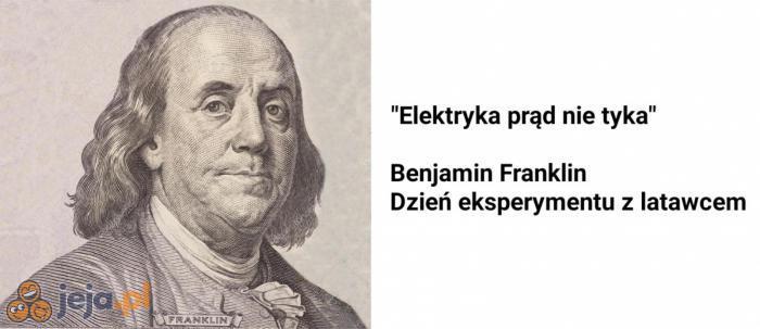 Autentyk, dokładnie tak powiedział po polsku