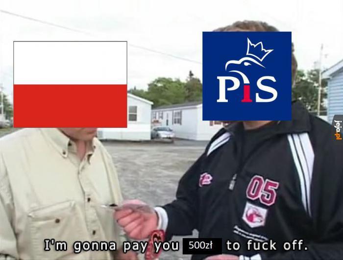 Polska polityka w pigułce