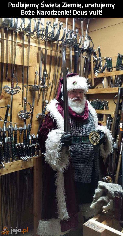 Mikołaj ciężkozbrojny