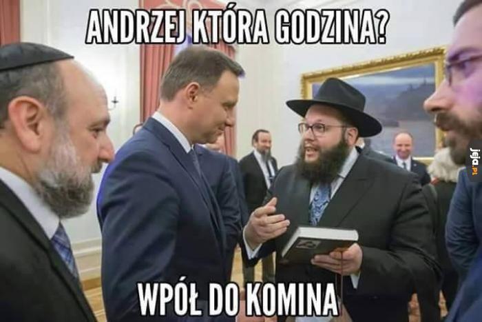 Andrzeju, tak nie wypada