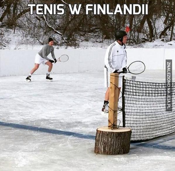 Tenis w Finlandii