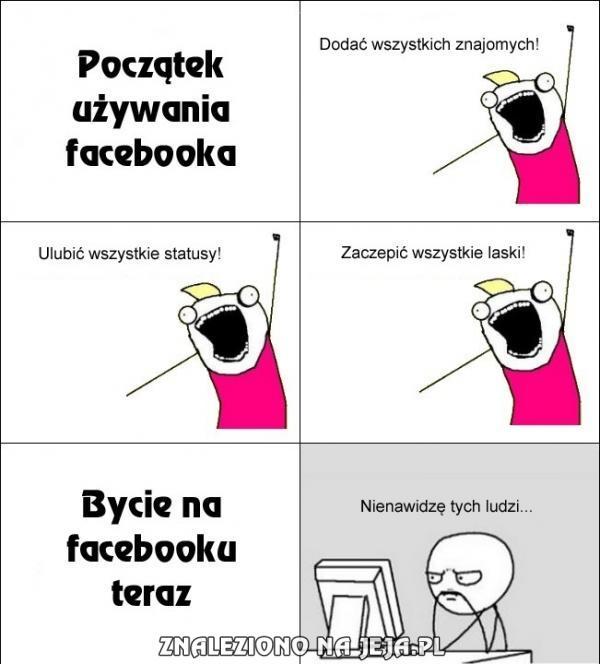 Facebook kiedyś