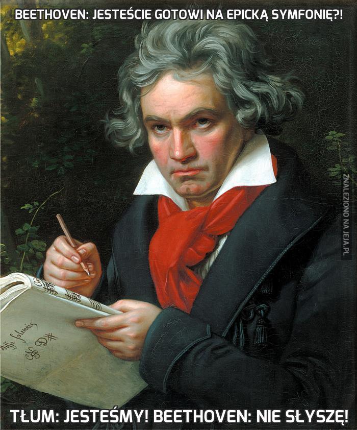Beethoven: Jesteście gotowi na epicką symfonię?!