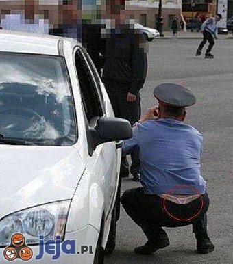 Majteczki policjanta