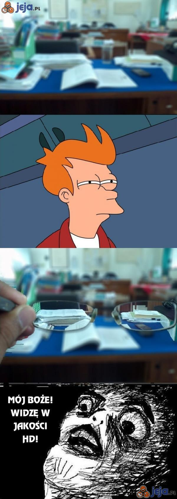 Zainwestuj w okulary