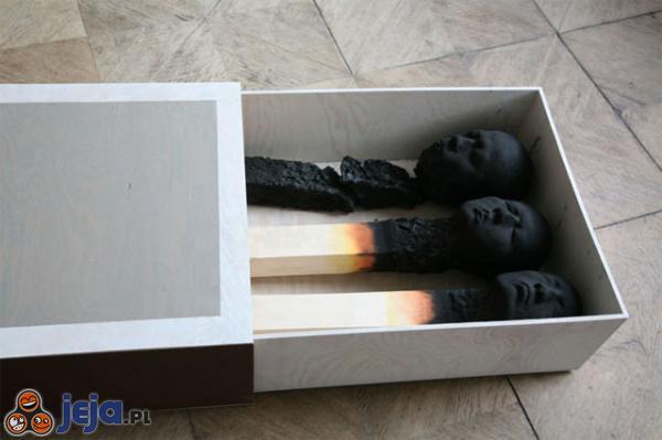 Oni są już spaleni...