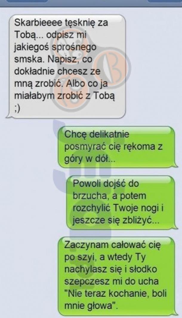 Zboczony sms