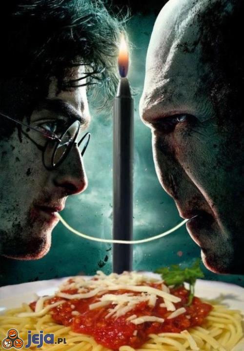 Harry Potter i Voldemort - historia miłosna
