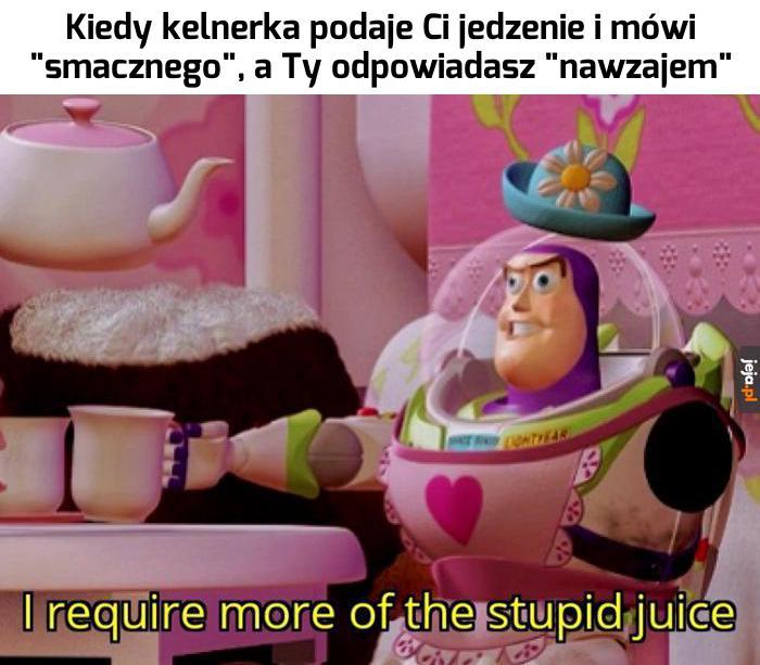 Ja to jednak głupi jestem