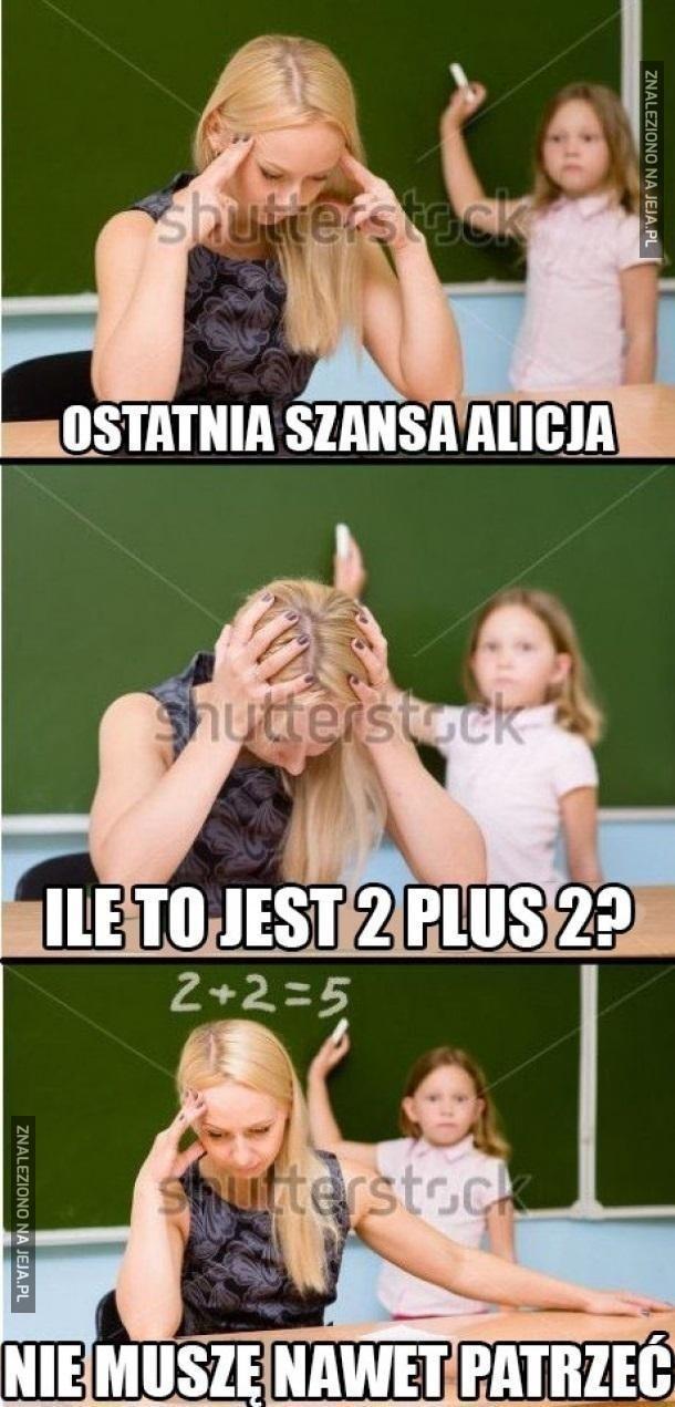 Nauczyciel w konfrontacji z głupotą