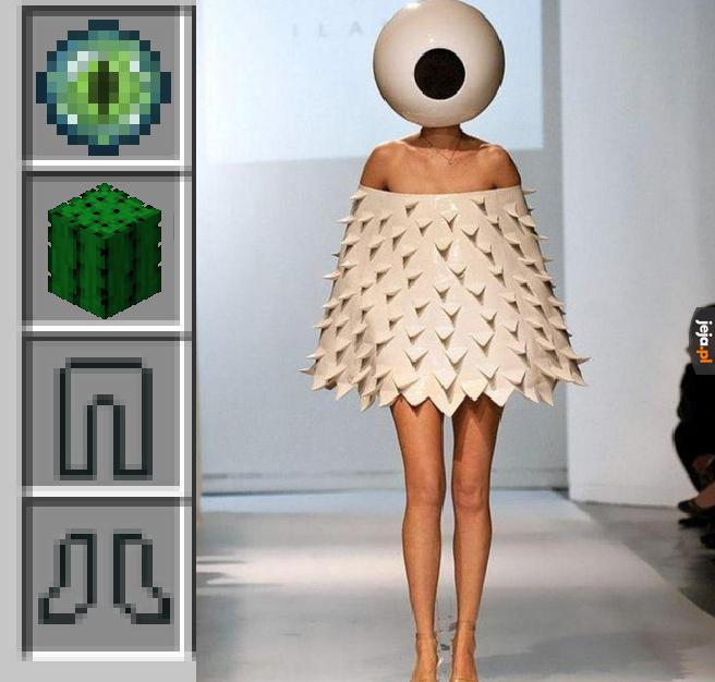 Moda jest dziwna
