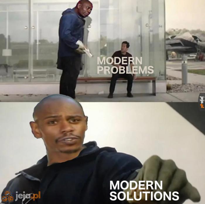 Nowoczesne problemy