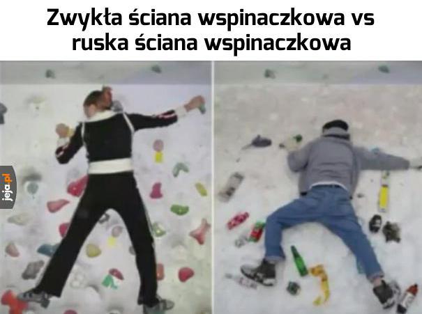 Rusek potrafi